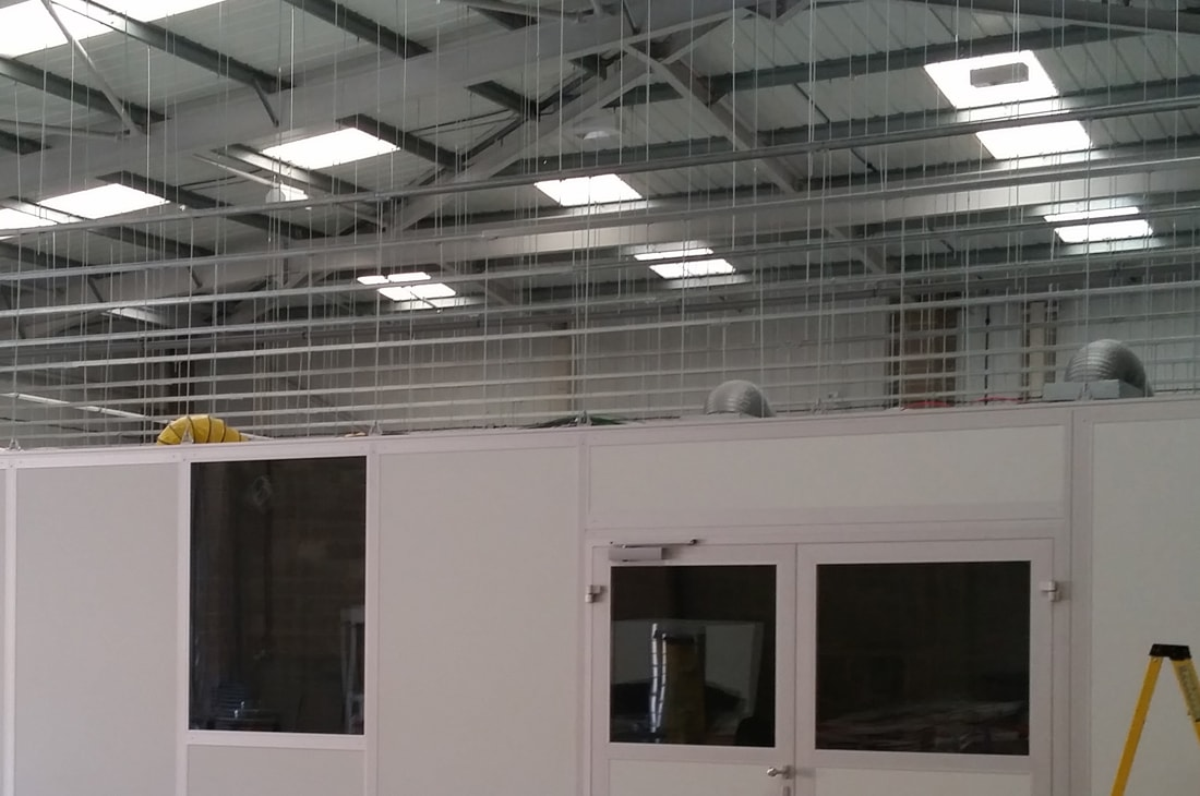 Electrical Contracting for Industrial Projects in Wiltshire